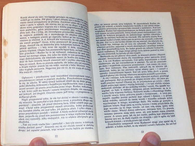 Wladimow-Vladimov-Wierny-Ruslan-drugi-obieg-Wydawn-Krag-1984-bibula-Drawicz-Vernyi-Ruslan-Istoriia-karaulnoi-sobaki