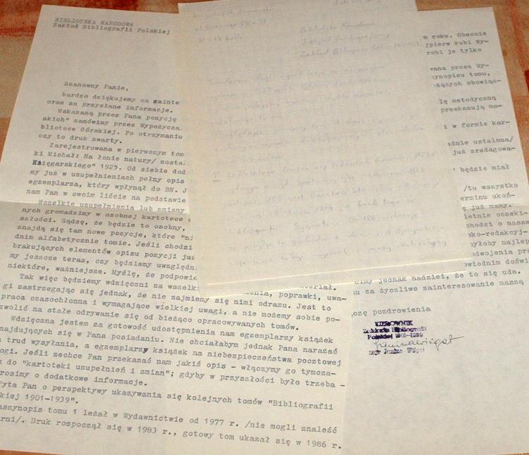 Biblioteka-Narodowa-Bibliografia-polska-1901-1939-Tom-1-A-Bars-Ossolineum-1986