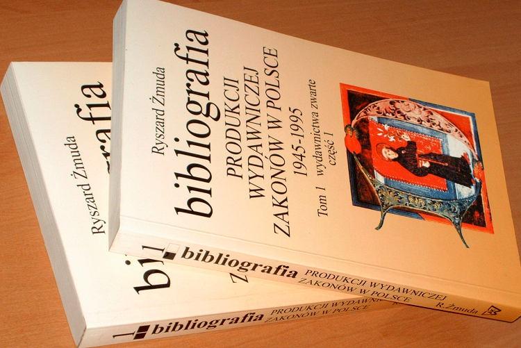 Zmuda-Bibliografia-produkcji-wydawniczej-zakonow-w-Polsce-1945-1995-T-1-cz-1-2-Wydawnictwa-zwarte-WUKSW-2000
