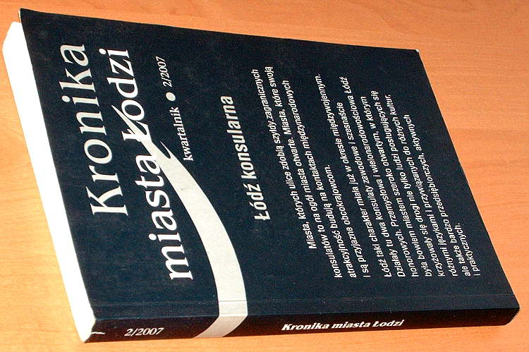 Kronika-Miasta-Lodzi-Kwartalnik-2-2007-Lodz-Piotrkowska-Sidor-ROPCiO-Ruch-Obrony-Praw-Czlowieka-i-Obywatela