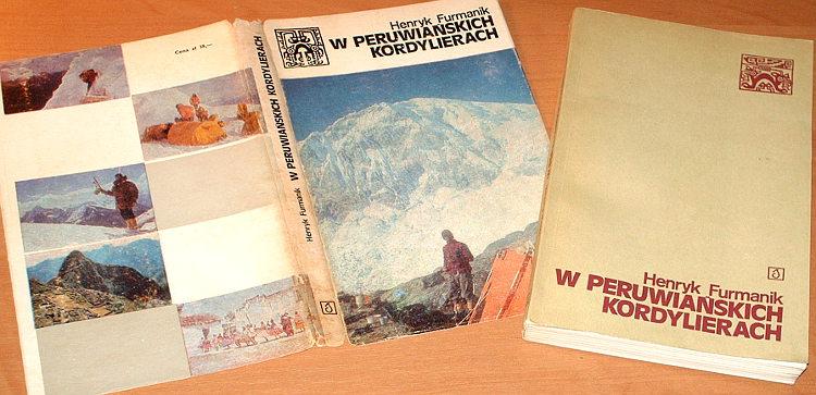 Furmanik-Henryk-W-peruwianskich-Kordylierach-Katowice-Slask-1975-Peru-Kordyliera-Zyzak-Bilczewski-Bojarski-Titicaca