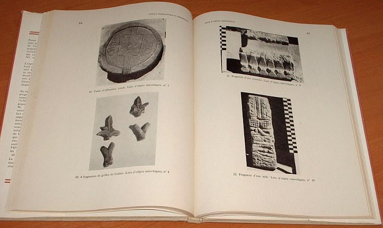 Michalowski-Kazimierz-Faras-Fouilles-polonaises-1961-Wykopaliska-polskie-PWN-1962-Archaeology-archeologia