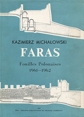 Michałowski Michalowski Faras Sudan wykopaliska Fouilles archeologia Starozytnosc Starozytność Antiquity Ancient Antique Archaeology Archeology Ostrasz Cukrowska Marciniak Jakobielski Kubiak Antiquities Excavations wae0025