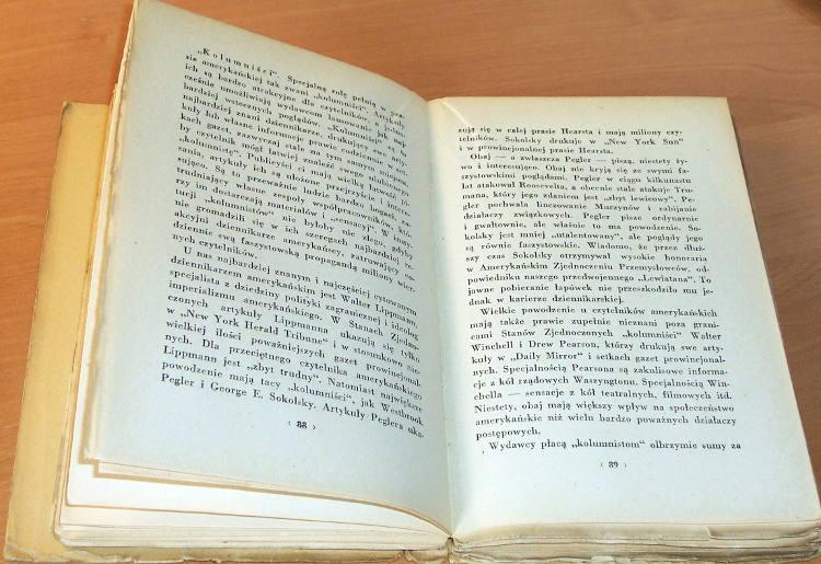 Jaszunski-Grzegorz-Szkice-amerykanskie-Reportaze-PIW-1950-Americana-Ameryka-Stany-Zjednoczone-USA-United-States