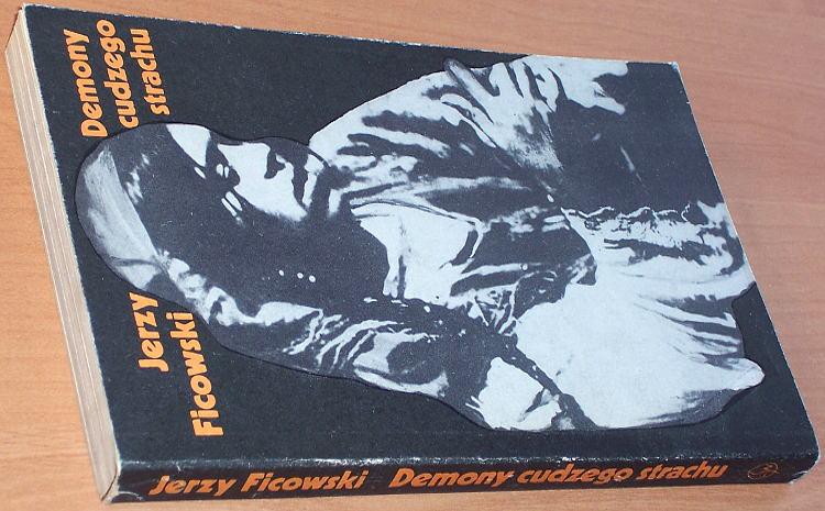 Ficowski-Jerzy-Demony-cudzego-strachu-Wspominki-cyganskie-LSW-1986-Bibl-Raszyn-Cyganie-Romowie-gipsy-gypsy-Zigeuner