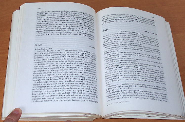Gross-wybor-opracowanie-W-czterdziestym-nas-matko-na-Sybir-zeslali-Polska-a-Rosja-1939-42-Libra-Res-Publica-1990