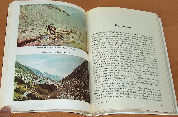 Piotrowski-Tadeusz-Gdy-krzepnie-rtec-Iskry-1982-Hindukusz-alpinizm-Mountains-Wspinaczka-Mountaineering-Climbing
