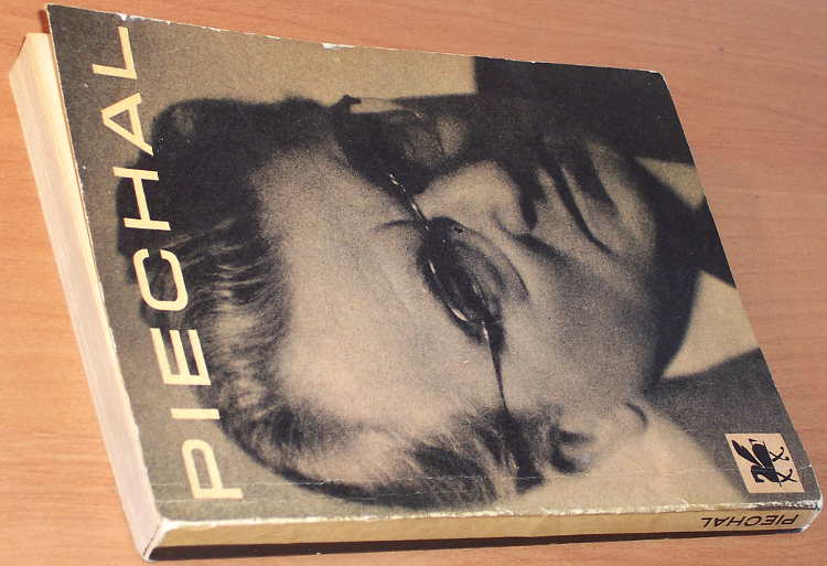 Piechal-Marian-Poezje-wybrane-LSW-1970-autograf-Stefania-Skwarczynska-poezja-poetry-autograph