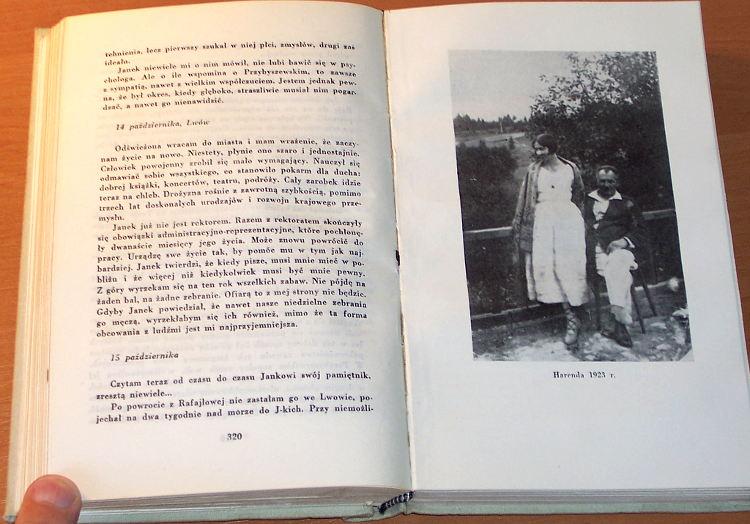 Kasprowiczowa-Maria-Dziennik-Wyd-2-Pax-1958-Jan-Kasprowicz-wstep-Konrad-Gorski-Harenda-Zakopane-Tatry