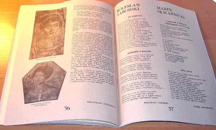 Bednarczyk-Krystyna-Czeslaw-red-Oficyna-Poetow-Kwartalnik-Rok-VII-Nr-2-25-Maj-1972-Londyn-Oficyna-Poetow-i-Malarzy