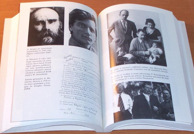 Szentalinski-Wskrzeszone-slowo-Z-archiwow-literackich-KGB-Czytelnik-1996-Babel-Bulchakow-Pilniak-Mandelsztam-Platonow