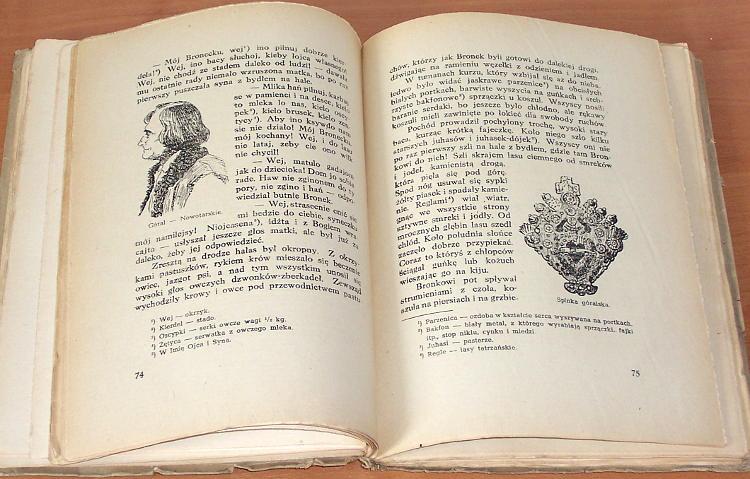 Przeworska-Janina-Rosen-Serca-pod-zgrzebnym-plotnem-Wwa-Wiedza-1948-etnografia