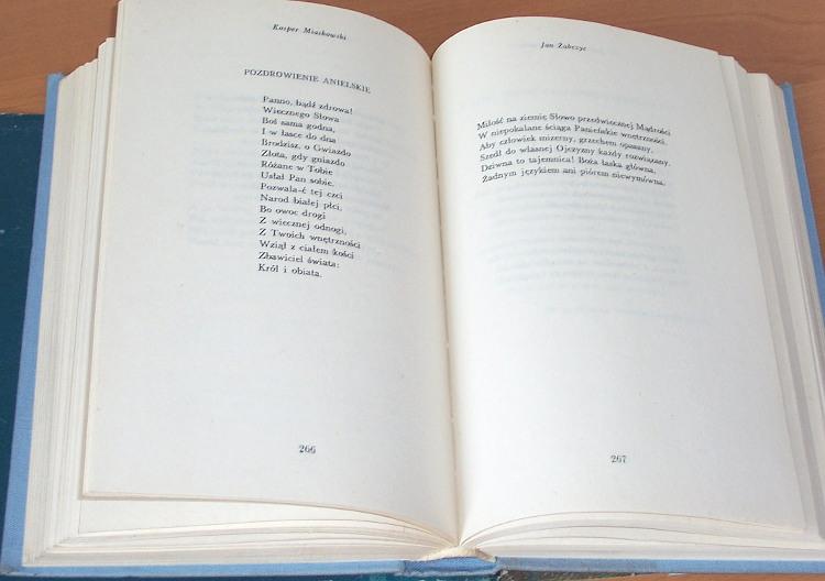 Boze-Narodzenie-Antologia-poezji-polskiej-PAX-1961-Oprac-Jastrzebski-Podsiad-wiersze