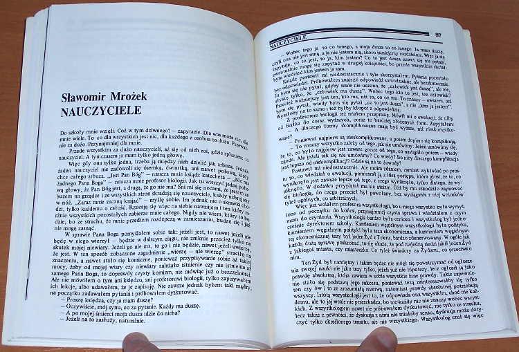 Puls-Nieregularny-kwartalnik-literacki-Nr-26-Londyn-wrzesien-1985-Baranczak-Anderman-Fedorowicz-Malewski-Bartoszewski
