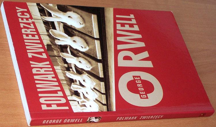 Orwell-George-Folwark-Zwierzecy-Muza-2004-tlum-Zborski-Animal-Farm-8373194819