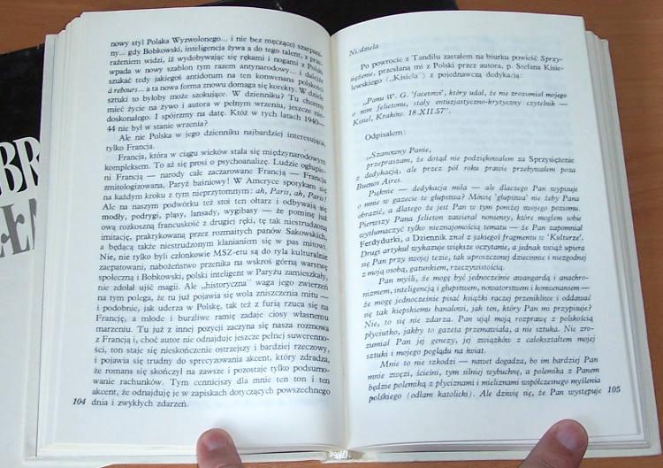 Gombrowicz-Witold-Dziela-VII-Dziennik-1953-1956-VIII-1957-1961-IX-1961-1966-Krakow-Wroclaw-Wydawn-Literackie-1986