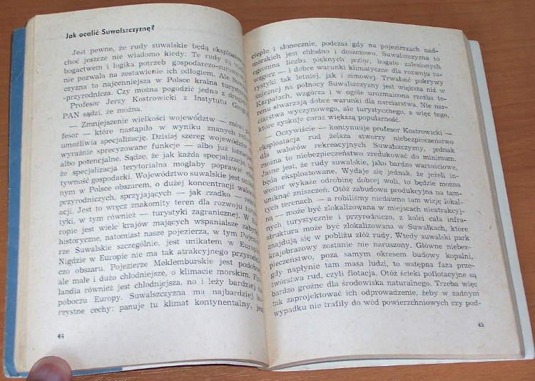 Czabanski-Krzysztof-Poker-Warszawa-Iskry-1980-reportaz-Mazury-Suwalszczyzna-Pojezierze-rudy-zelaza-Gizycko-Niegocin