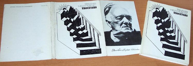 Nedza-Kubiniec-Stanislaw-Uroczysko-LSW-Ludowa-Spoldzielnia-Wydawnicza-1977-wiersze-poezja-poetry-Podhale-Zakopane-gorale
