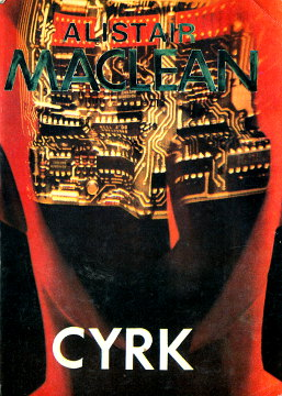 MacLean Alistair Cyrk science fiction SF Circus klubowe wba0018