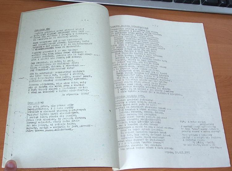 Antologia-poezji-ulotnej-Gdansk-Redakcja-Terytorialno-Zwiazkowego-Komitetu-Samoobrony-Spolecznej-Solidarnosc-1982