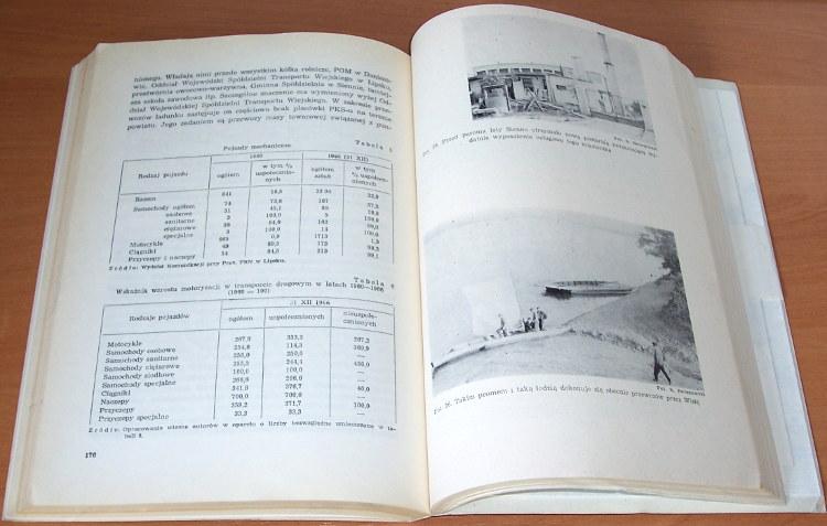 Berezowski-Stanislaw-red-Powiat-lipski-Geograficzno-ekonomiczne-problemy-wspolczesne-Radom-Lodz-1972
