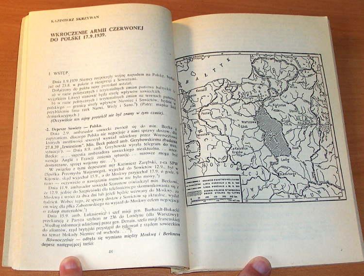 Napasc-sowiecka-i-okupacja-polskich-ziem-wschodnich-wrzesien-1939-Krakow-Oficyna-W-1988-przedr-z-Londyn-PFK-1987