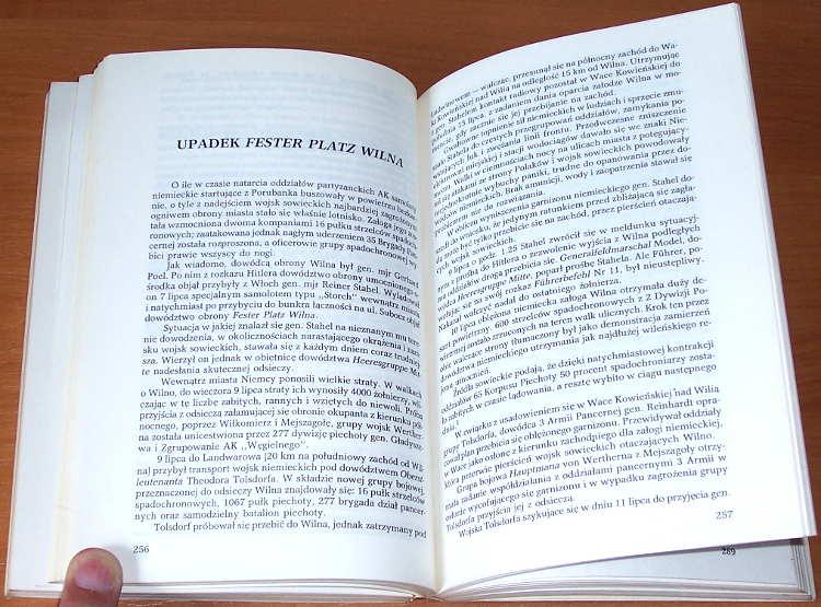 Banasikowski-Edmund-Na-zew-Ziemi-Wilenskiej-Warszawa-Paryz-Editions-Spotkania-1990-Armia-Krajowa-Litwa-II-wojna-swiatowa