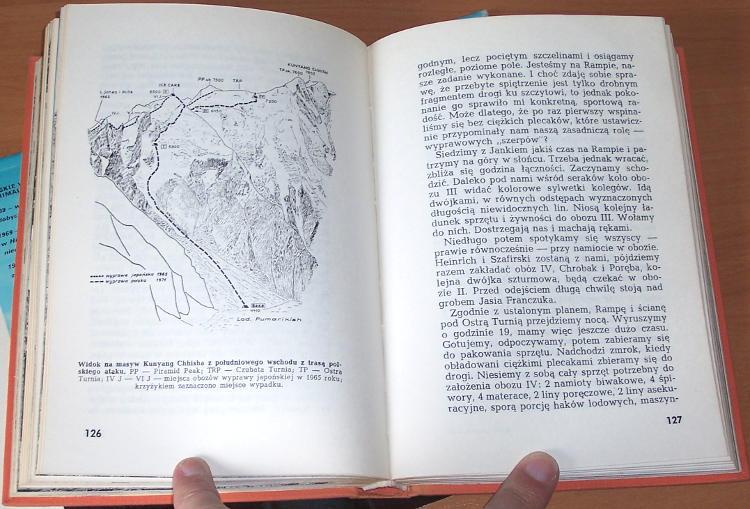 Nyka-Paczkowski-Zawada-Ostatni-atak-na-Kunyang-Chhish-Sport-i-Turystyka-1973-Mountaineers-Karakoram
