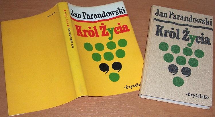 Parandowski-Jan-Krol-zycia-Warszawa-Czytelnik-1971