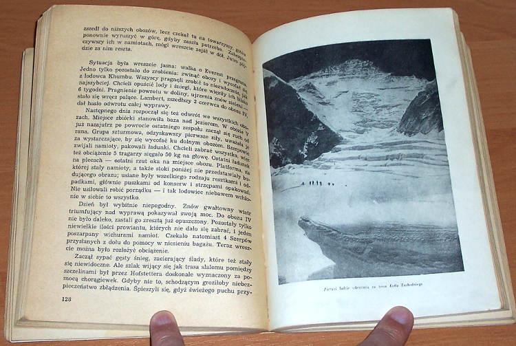 Dorawski-Jan-Kazimierz-Walka-o-szczyt-swiata-Warszawa-Iskry-1955-Everest-Himalaya-Mountaineering-Sagarmatha-Czomolungma