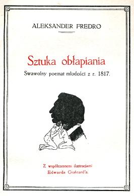 Fredro Sztuka obłapiania wba0064