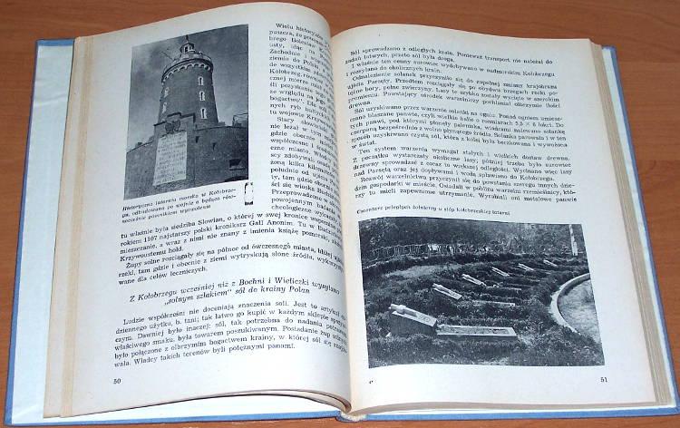 Piskorski-Czeslaw-Pomorze-koszalinskie-Warszawa-Wiedza-Powszechna-1961-Poznaj-Swoj-Kraj-Koszalin