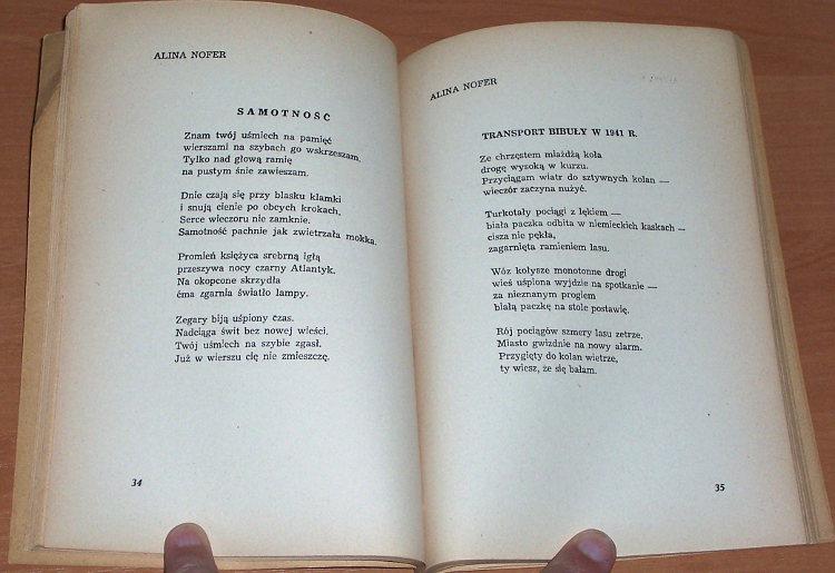 Roznie-idac-Antologia-mlodych-poetow-lodzkich-Lodz-Kolo-Polonistow-Studentow-U-L-Poligrafika-1948-Druk-Spolem