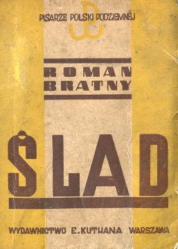 Bratny Ślad Slad Nowele 1946 wba0090