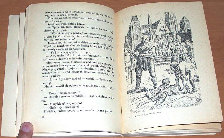 Makuszynski-Kornel-O-dwoch-takich-co-ukradli-ksiezyc-Warszawa-Iskry-1958-Wydanie-3-powojenne-Jacek-Placek