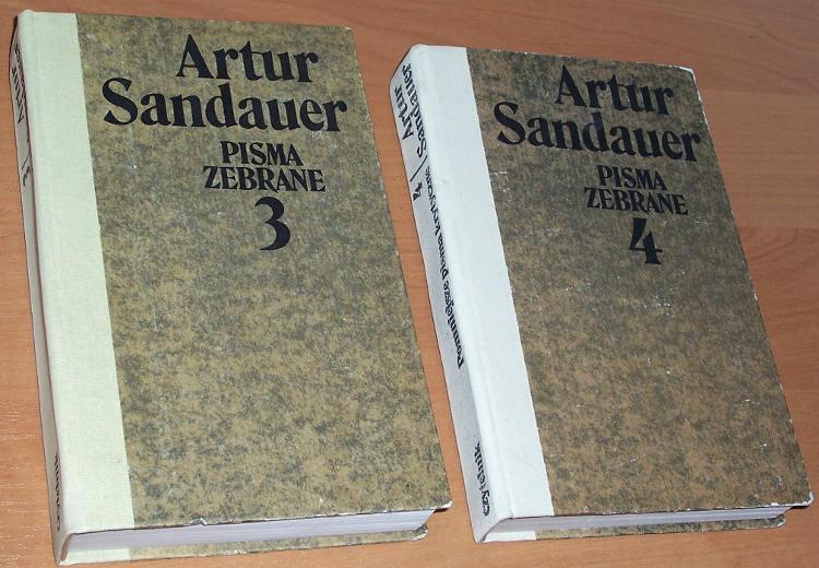 Sandauer-Artur-Pisma-zebrane-1-Studia-o-literaturze-2-historyczne-teoretyczne-3-Publicystyka-4-Pomniejsze-Czytelnik-1985