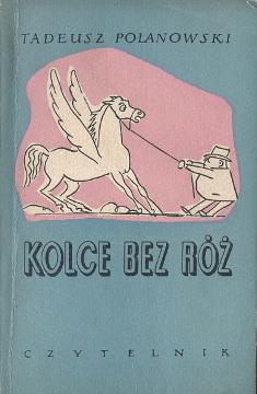 Polanowski Kolce bez róż roz Zaruba Biblioteka Satyry fraszka satyra wiersze poezja wba0099