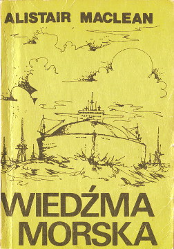 MacLean Wiedźma morska Seawitch science fiction wba0119