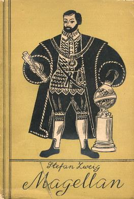 Zweig Magellan Magalhães Magallanes Petersowa wba0139