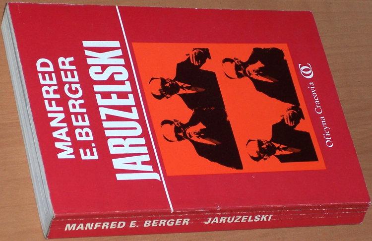 Berger-Manfred-E-Jaruzelski-Krakow-Cracovia-1991-tlum-Bauer