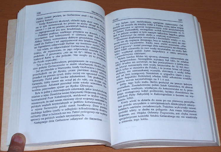 Gornicki-Wieslaw-Teraz-juz-mozna-Ze-wspomnien-kulawego-szerpy-Wroclaw-Wydawnictwo-Dolnoslaskie-1994-Jaruzelski-polityka