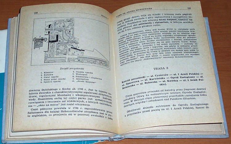 Krzyzanowski-Lech-Gdansk-Sopot-Gdynia-Przewodnik-Warszawa-Sport-i-Turystyka-1970-Trojmiasto