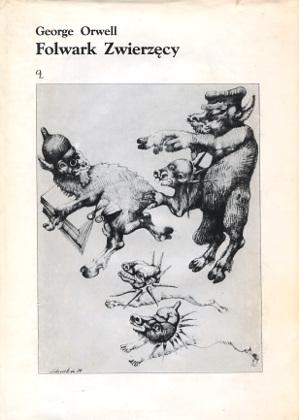 Orwell Lebenstein Folwark zwierzęcy zwierzecy Jeleńska Animal Farm 8385158022 83-85158-02-2 9788385158028 978-83-85158-02-8 wba0160