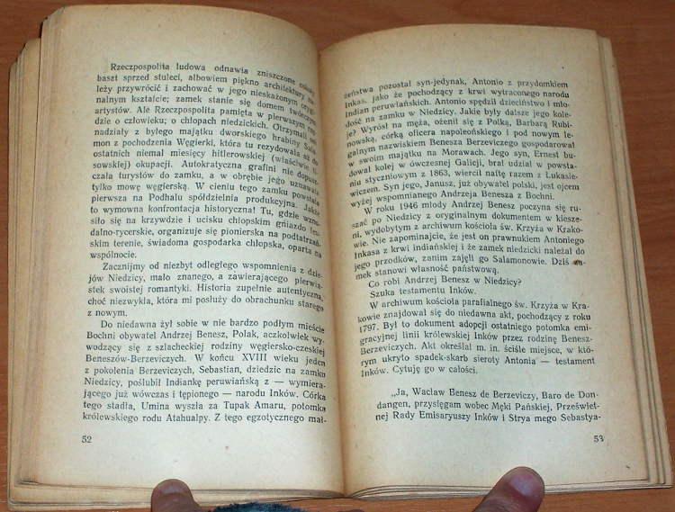 Kurek-Jalu-Goralu-czy-ci-nie-zal-Krakow-Wydawnictwo-Literackie-1953-gory-Podhale-goral-Naprawa-Krzeczow-Niedzica-Swiatniki