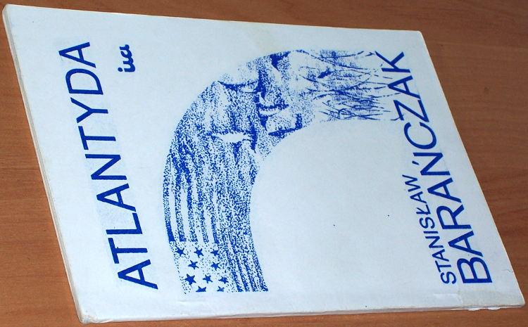 Baranczak-Stanislaw-Atlantyda-i-inne-wiersze-z-lat-1981-1985-Wroclaw-Inicjatywa-Wydawnicza-Aspekt-1987-poezja-poetry