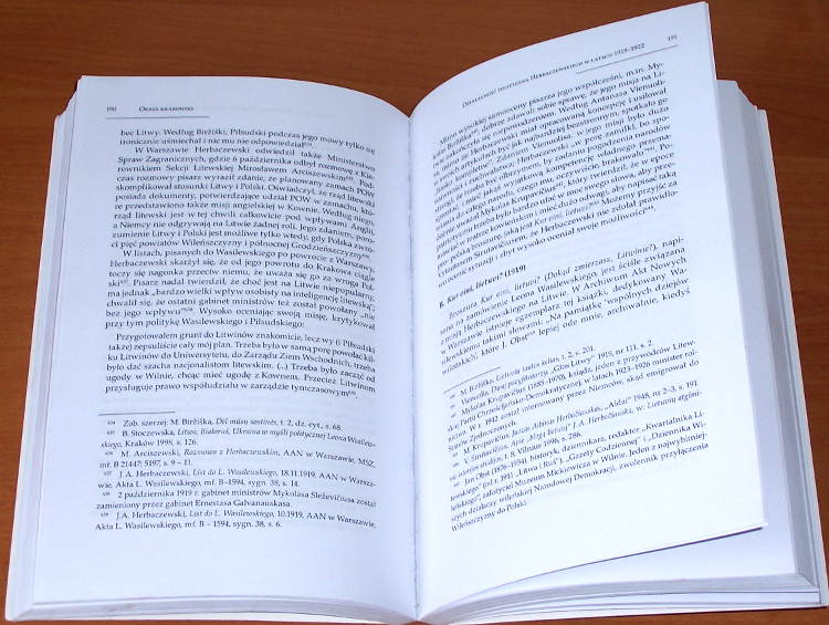 Narusiene-Vaiva-Jozef-Albin-Herbaczewski-Pisarz-polsko-litewski-Krakow-Universitas-2007-Biblioteka-Literatury-Pogranicza