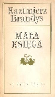 Brandys Mała księga Mala ksiega Łódź Lodz Wspomnienia wba0178
