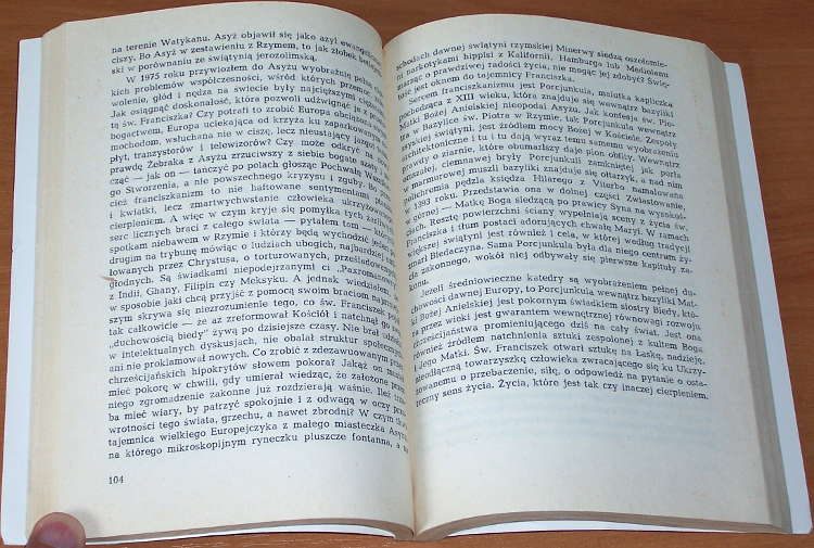 Skwarnicki-Marek-Podroze-po-Kosciele-Kalwaria-Zebrzydowska-Wyd-Archiwum-Bernardynow-Calvarianum-1983-Jan-Pawel-II-papiez