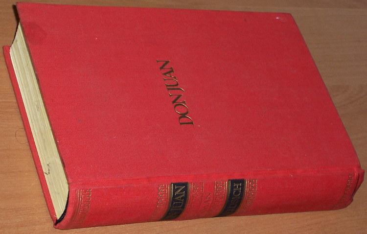 Jelusich-Mirko-Don-Juan-Die-sieben-Todsunden-Roman-Wien-und-Leipzig-F-Speidel-sche-Verlagsbuchhandlung-1939