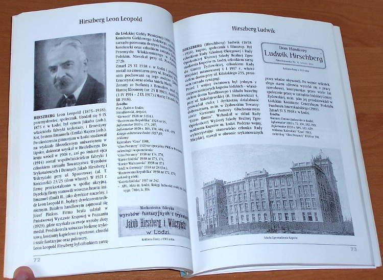 Kempa-Szukalak-Zydzi-dawnej-Lodzi-Slownik-biograficzny-Zydow-lodzkich-Tom-I-Lodz-Oficyna-Bibliofilow-2001